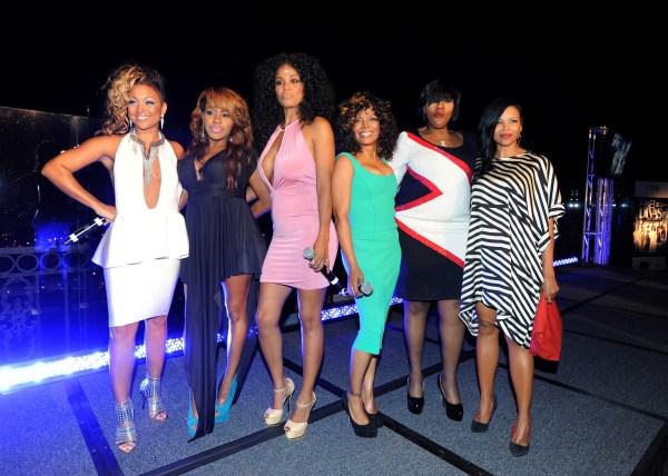 """""""R&B Divas LA"""" Premiere Event"""