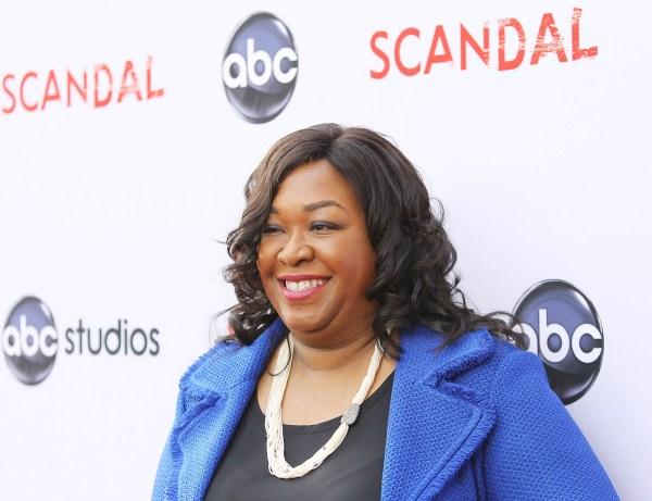 """Scandal"" Season Two Finale Event"