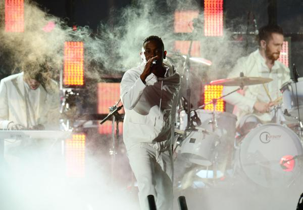 US-MUSIC-GRAMMY AWARDS-SHOW