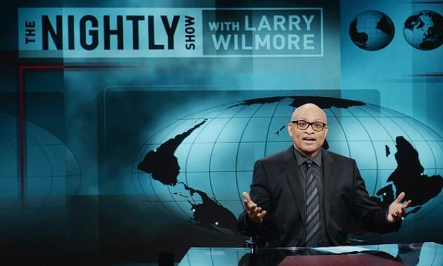 Nightly Show with Larry Wilmore