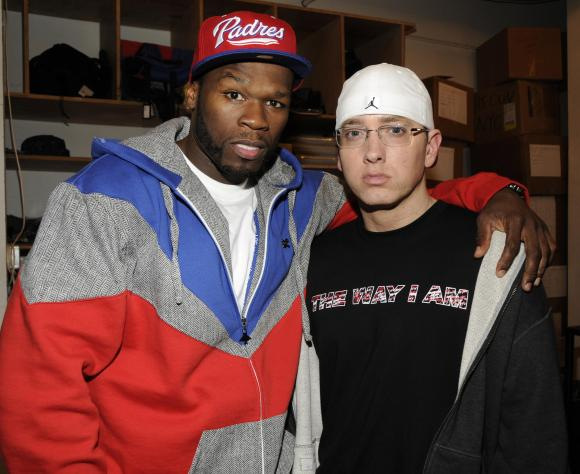 'Eminem: The Way I Am' Book Release Party at Nort/Recon