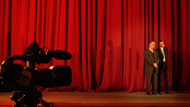 Italian Director Tornatore presents Oscar nominated movie in Havana