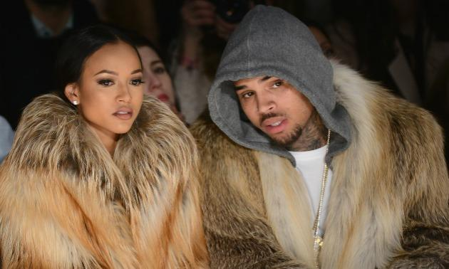 Chris Brown & Karreuche