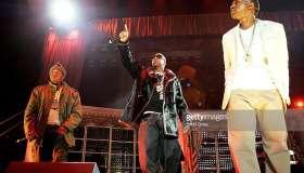 Jay Z, Nas & Kanye