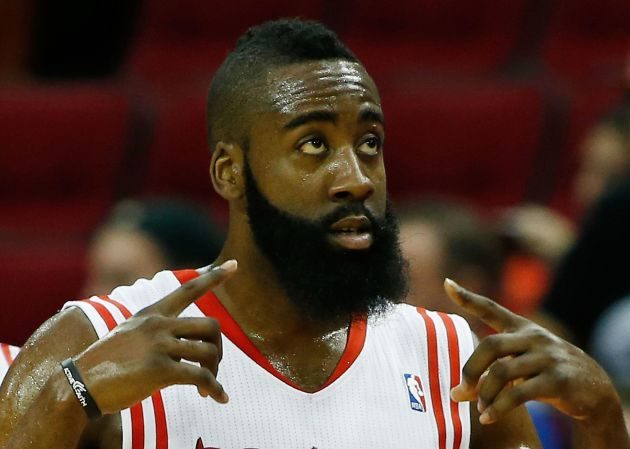 James Harden is the favorite to win the MVP of the NBA.