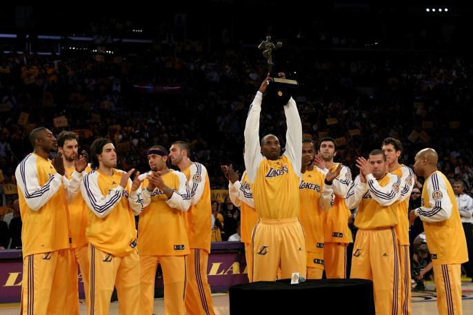 Utah Jazz v Los Angeles Lakers, Game 2