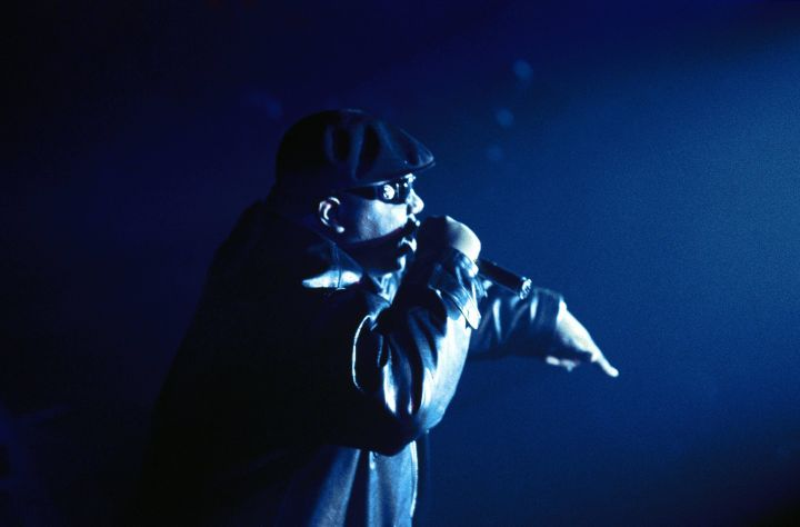 "Bone Thugs-n-Harmony feat. The Notorious B.I.G. – ""Notorious Thugs"""