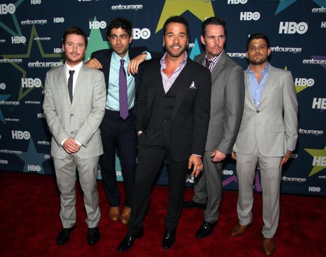 'Entourage' Season 8 Premiere - Arrivals