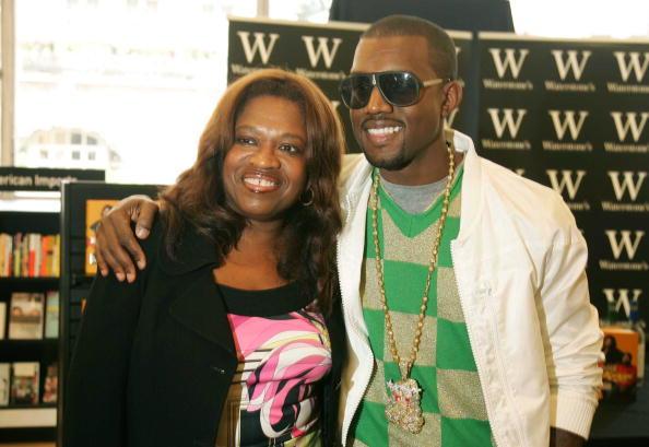 Kanye & Donda West
