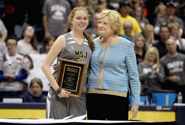 Lauren Hill has lost her battle with cancer. She was 19.