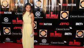 'Free Angela and All Political Prisoners' New York Premiere