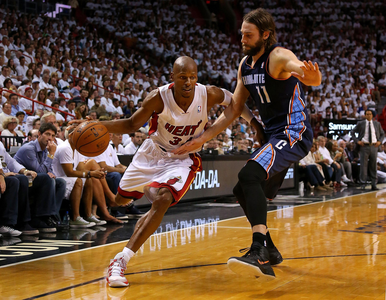Charlotte Bobcats v Miami Heat - Game One