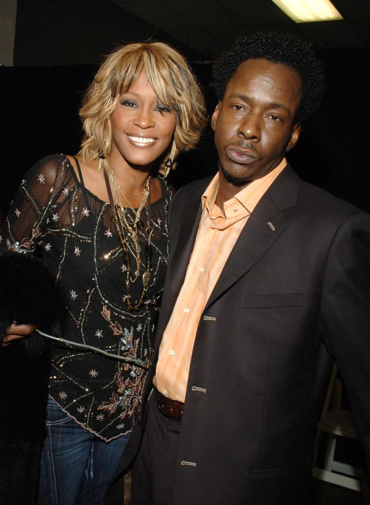 BET's 25th Anniversary Show - Backstage/Audience