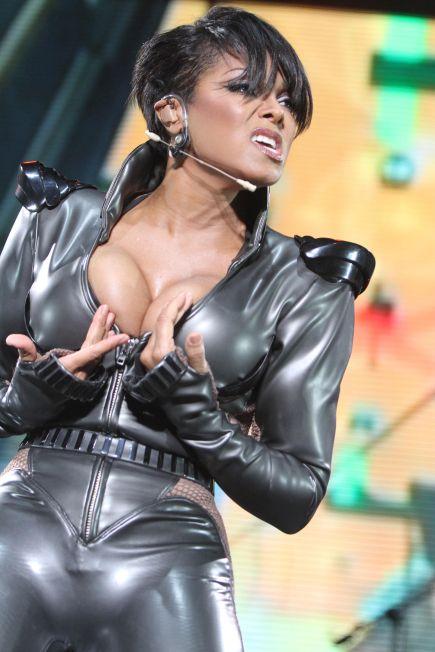 Janet Jackson Performs In Taipei