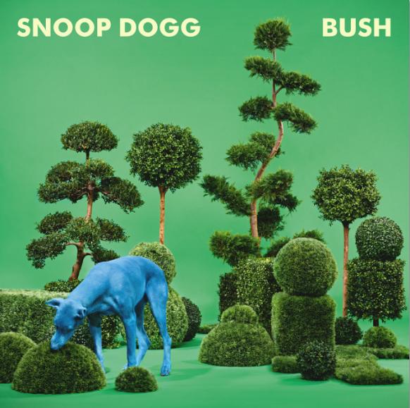 Snoop Dogg Bush Album Artwork