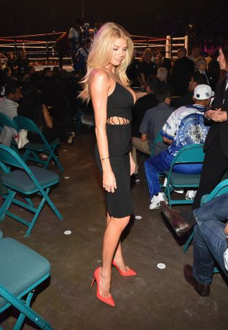 Ringside At 'Mayweather VS Pacquiao' Presented By SHOWTIME PPV And HBO PPV