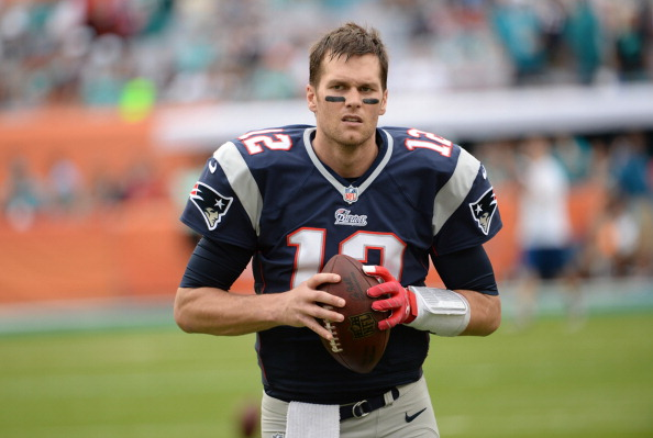 Tom Brady is suspended for the first four games of the 2015/16 NFL season.