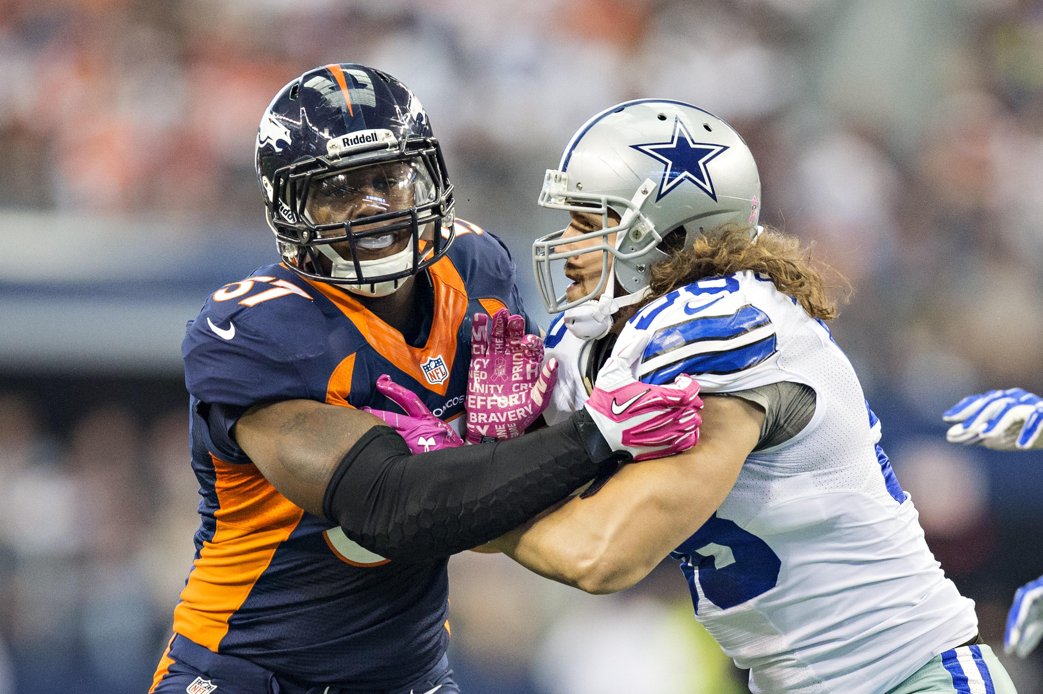 Denver Broncos v Dallas Cowboys