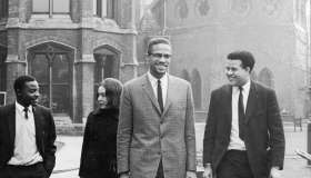 Malcolm X In Oxford
