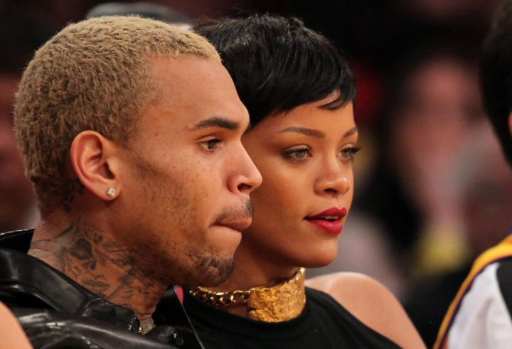 Chris Brown And Rihanna, Together Again?