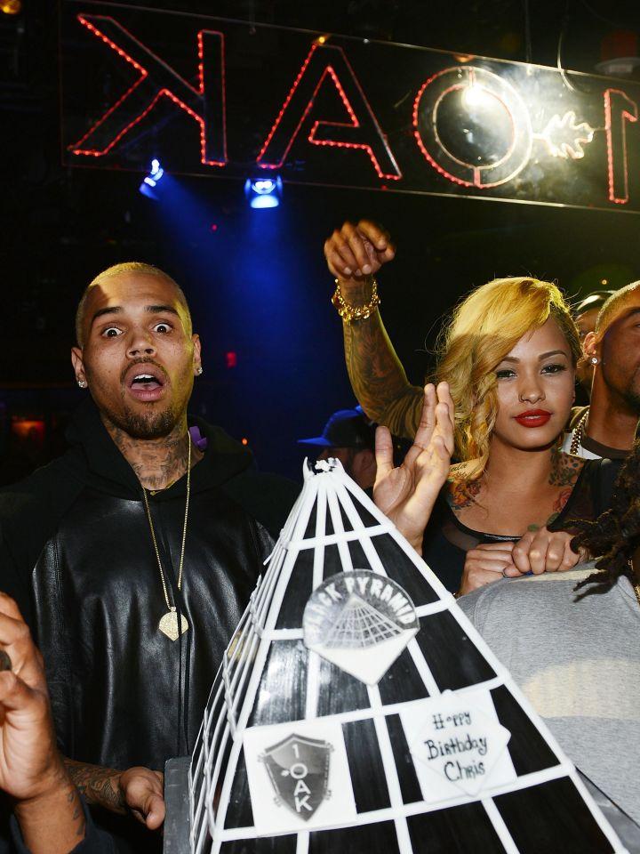 Chris Brown & Karrueche Tran Start Dating