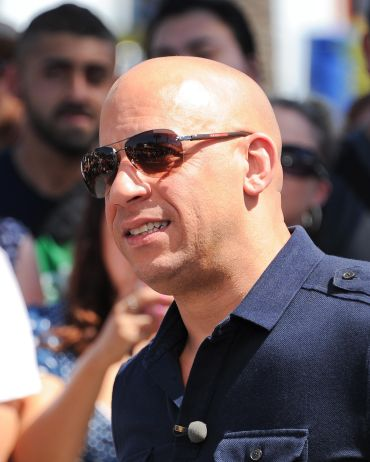 Vin Diesel On 'Extra'