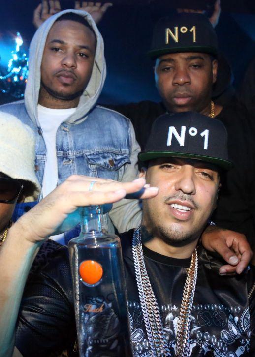 BET Hip Hop Awards 2013 - Welcome To Atlanta Party