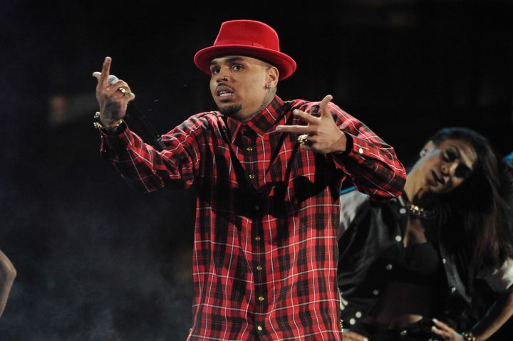 Chris Brown Gets Booted From Rehab
