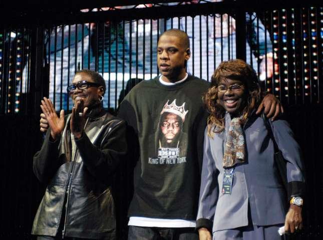 Jay-Z 'The Black Album Tour' Live at Madison Square Garden - Show