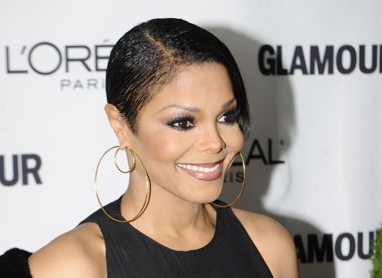US singer Janet Jackson attends the annu
