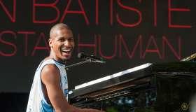 Jon Batiste At SummerStage