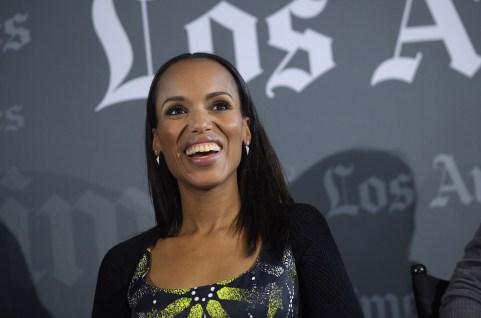 Los Angeles Times Envelope Screening Of 'Scandal'
