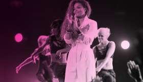 Janet At BET Awards