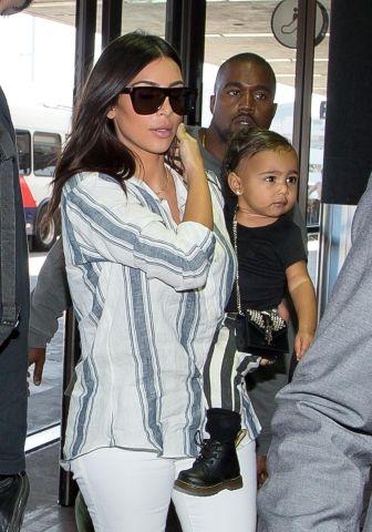 Celebrity Sightings In Los Angeles - September 01, 2014