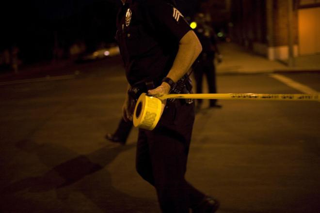 CA: LAPD Gang Unit