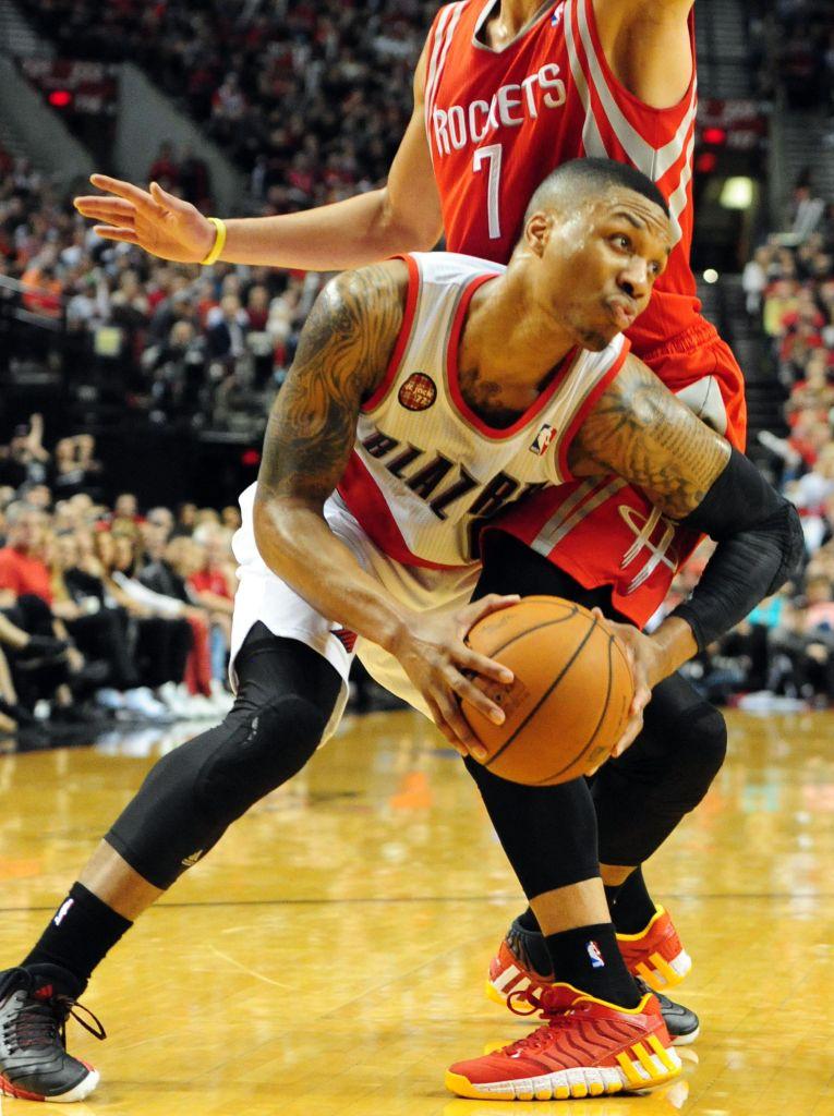 Houston Rockets v Portland Trailblazers � Game Six