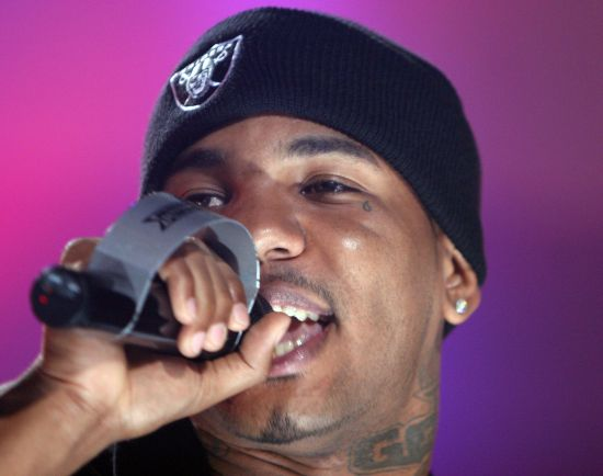 MTV2 Two Dollar Bill Concert Series Presents The Game