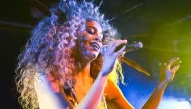 Seinabo Sey/Lion Babe Perform At Scala