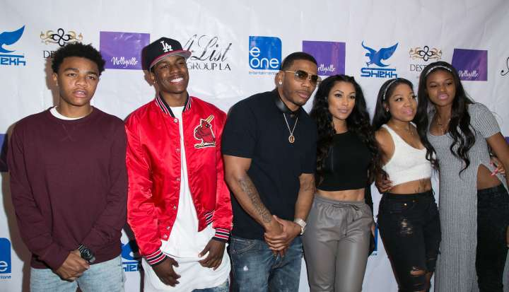 eOne And BET Present The 'Nellyville' Premiere Party