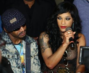 The Love & Hip Hop Atlanta Press Reception