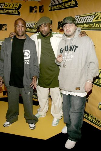 2004 MTV European Music Awards - Red Carpet