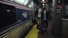 Amtrak iOne Studios