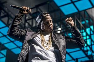 Jay Z Performs At O2 Arena In London
