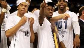 NCAA Men's Championship Game - Butler v UConn