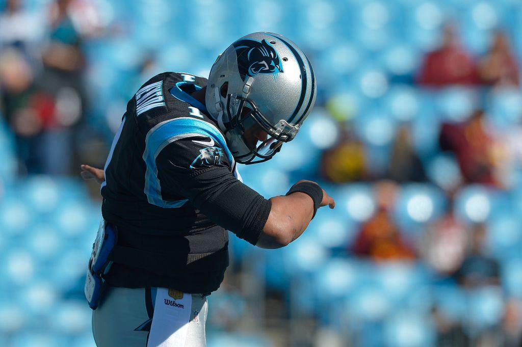 Washington Washington Football Team v Carolina Panthers