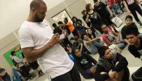 Slim Thug Shoe Giveaway