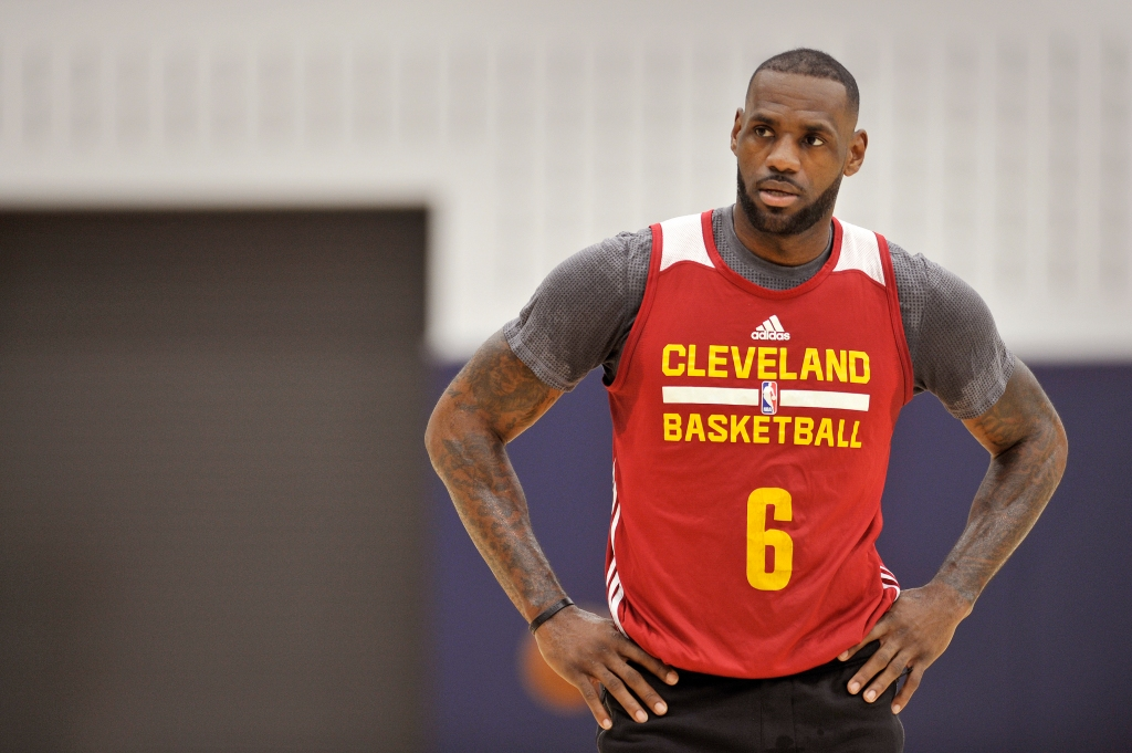 All Access Cleveland Cavaliers Practice