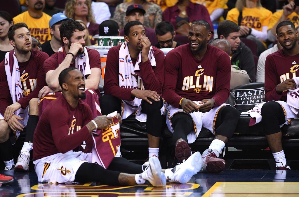 Toronto Raptors v Cleveland Cavaliers - Game Five