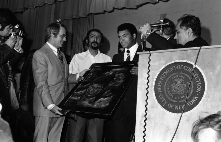 New York City celebrates Muhammad Ali Day