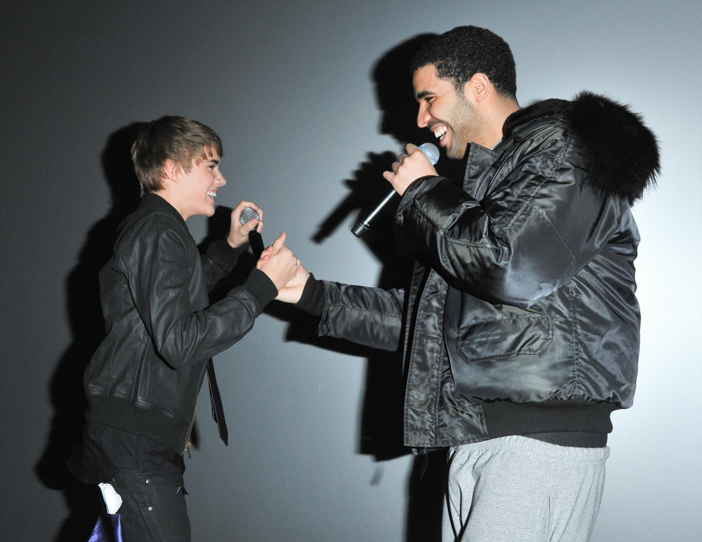 Justin Bieber Visits Toronto For The Premiere Of His New Film 'Never Say Never'